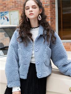 LIYA LISA莉雅莉萨秋冬新款外套