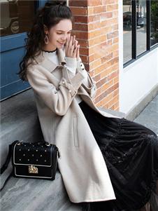 LIYA LISA莉雅莉萨秋冬新款大衣