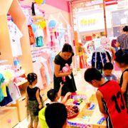 恭喜經銷商劉氏姐妹花芭樂兔童裝店準備就緒迎開業
