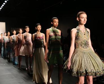安踏童装、太平鸟等4 家中国知名服装企业登上纽约时装周