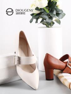 迪歐摩尼秋冬新款小皮鞋