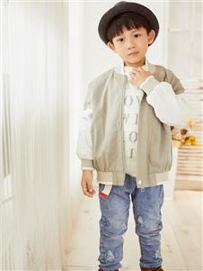 西瓜王子秋季新款男童外套