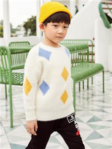 西瓜王子新款男童卫衣