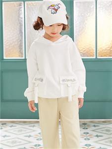 西瓜王子新款女童卫衣