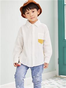 西瓜王子秋季新款时尚衬衫