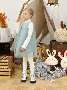 芭乐兔秋冬新款裙子