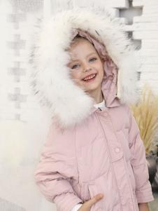 芭乐兔秋冬新款羽绒服