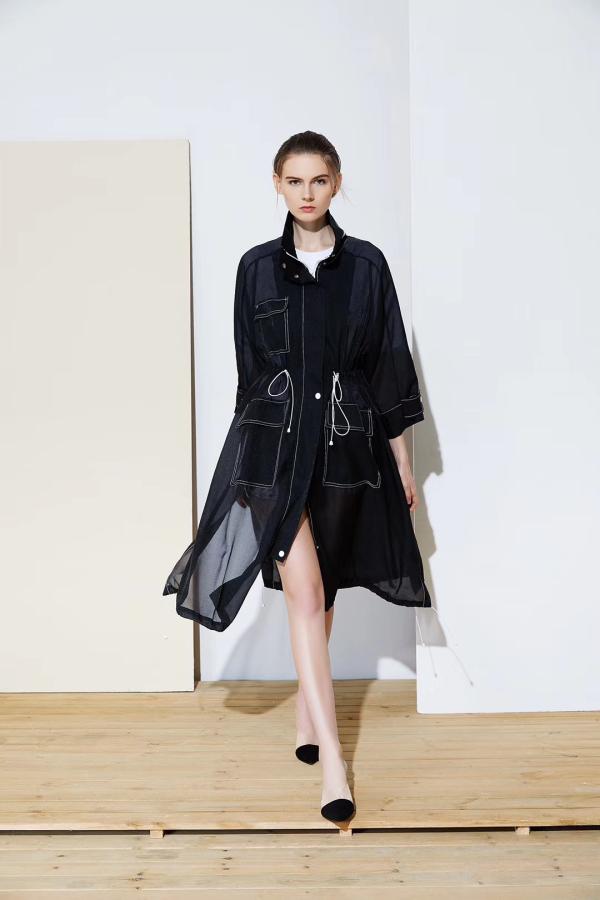 秋季外套怎么穿 尚迪有什么好看的款式