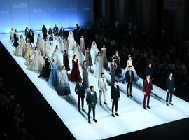 """全球速卖通""""中国·潮,耀·全球""""带领中国时尚服饰走向国际市场!"""