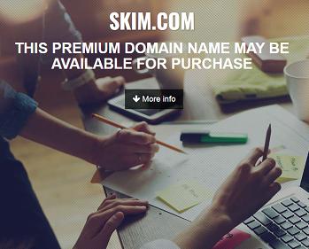 金·卡戴珊将内衣品牌重塑为Skims 并拿下品牌域名