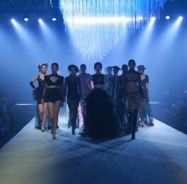 新悦奇迹 璀璨星光 莱特妮丝2020春夏新品时尚盛典