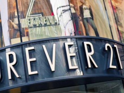 突发:美国快时尚廉价零售商Forever 21破产在即