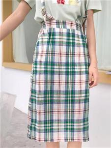 木子女裝秋冬新款女裙