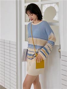 木子女装秋冬新款针织衫