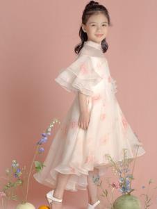 貝的屋秋冬新款童裝連衣裙