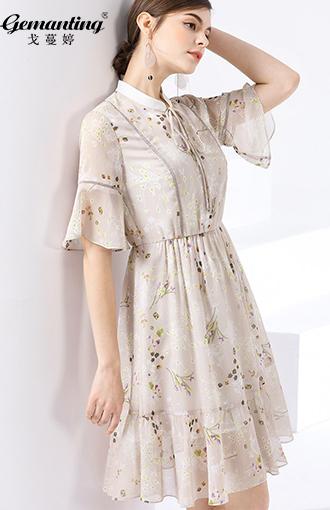一手时尚一手潮流,戈蔓婷女装时尚新姿势等你来解锁!