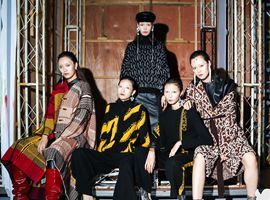 V時尚X九色天羽:鬼才毛織狂想曲,奏響毛織生態共享的平臺力量