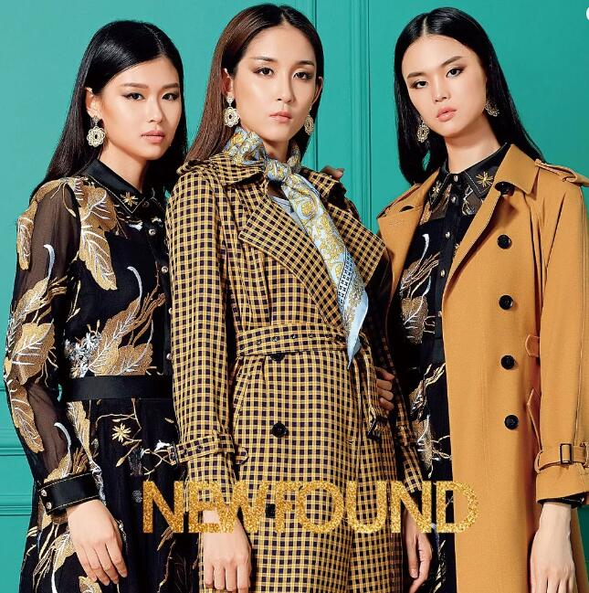 NEWFOUND纽方|时尚界的文艺复兴,定制你的东方美!
