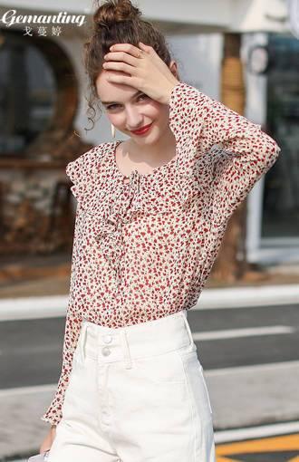 戈蔓婷女裝高品質的女裝品牌 讓你壓抑不住對美麗的追求