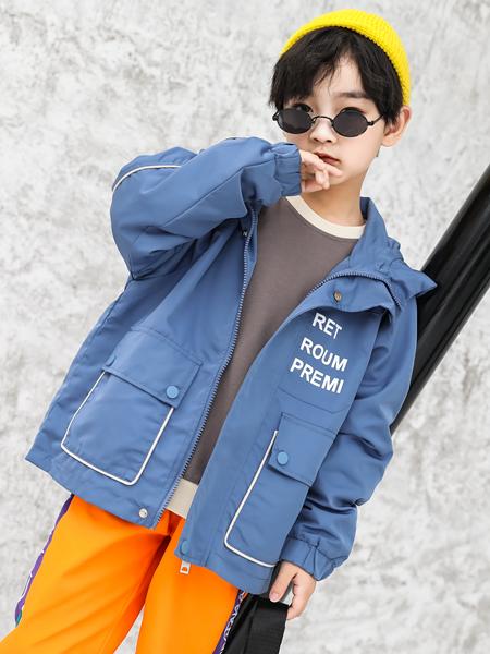 1+2=3童装秋冬新款外套