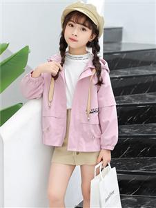 1+2=3秋冬新款童装外套