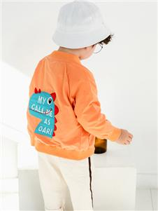 1+2=3童裝新款時尚外套