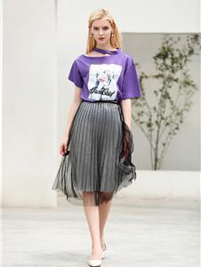 摩米图裙子