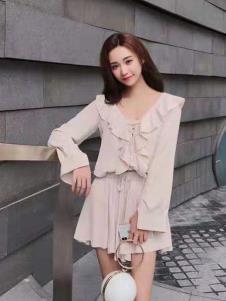 宝洛莎秋冬新款女装裙子