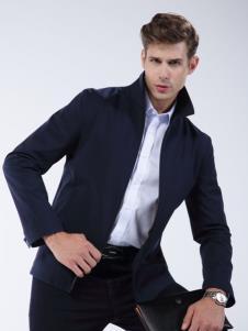 鹿王秋冬新款男裝外套