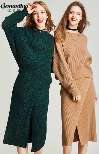 戈蔓婷时尚女装以无与伦比的优势完全领跑市场