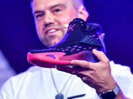 安踏喊出KT5篮球鞋年销量过百万口号 信心在哪?