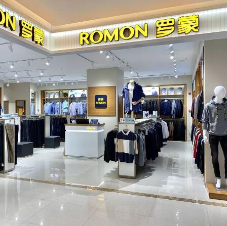 ROMON开店播报|罗蒙新零售山东德州德百宁津购物中心店盛大开业