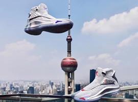 KT5篮球鞋发布 安踏称这款鞋要卖100万双