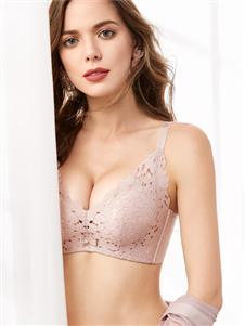 100%女人内衣新款文胸套装