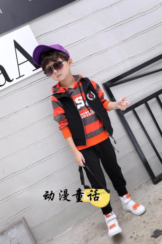 秋季童装穿什么合适 动漫童话有什么好看的穿搭