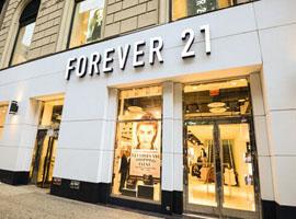 现金短缺之后 Forever 21将最早于本周日申请破产