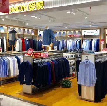 ROMON开店播报|罗蒙新零售山东济南华联商厦店盛大开业