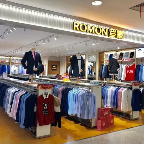 ROMON开店播报|罗蒙新零售山东济南?#20301;?#36141;物广场店盛大开业