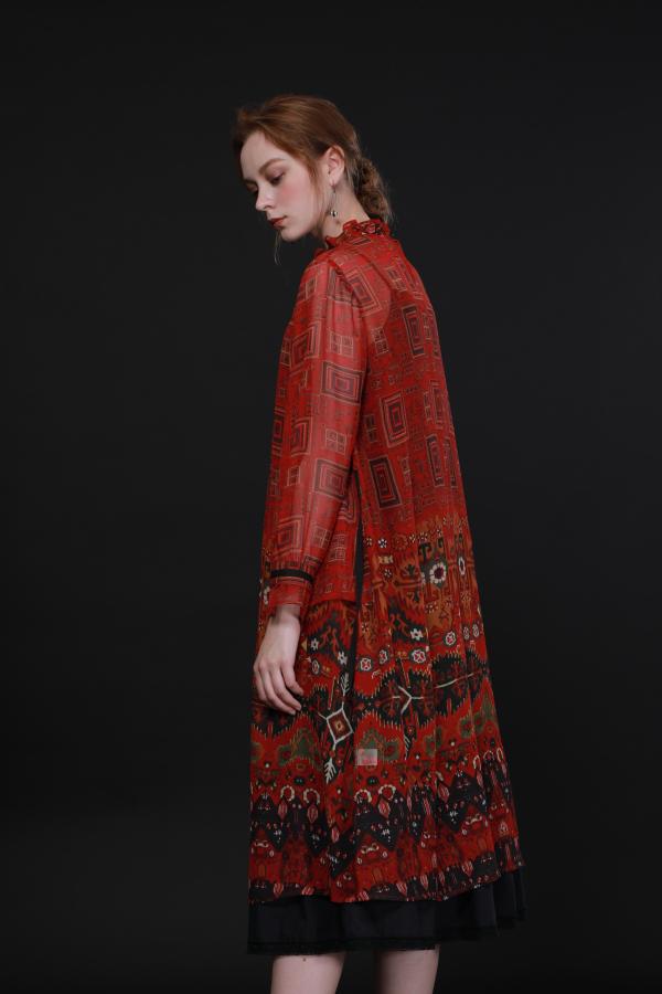 棉麻风格的女装市场行情怎么样?尘辗女装值得加盟吗?