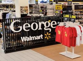 沃尔玛也开始推快时尚了 自有品牌George正式上线