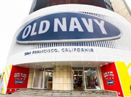 Old Navy首次进军中国西部市场 落子重庆来福士