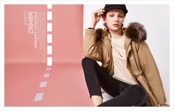 秋冬时髦穿搭哪里买 欧炫尔女装简约时尚更有型