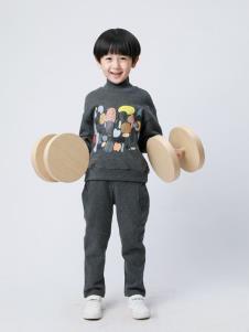 SHIQIUBI男童套装