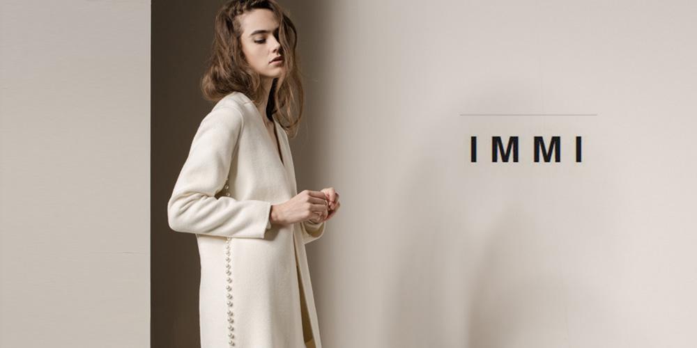 IMMI時尚女裝誠邀您的加盟