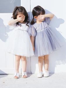 HARMU灰色纱裙