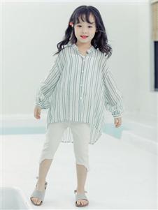 PEIQI FAMILY女童夏裝