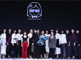 中服直击|濮院时尚周的个性时尚美学 杨子演绎2020春夏趋势发布会