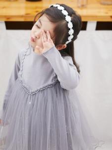 HARMU长袖纱裙
