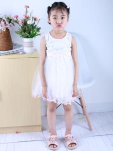 象樣白色紗裙