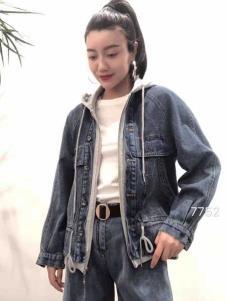 碧成萱女装2019秋冬新款外套